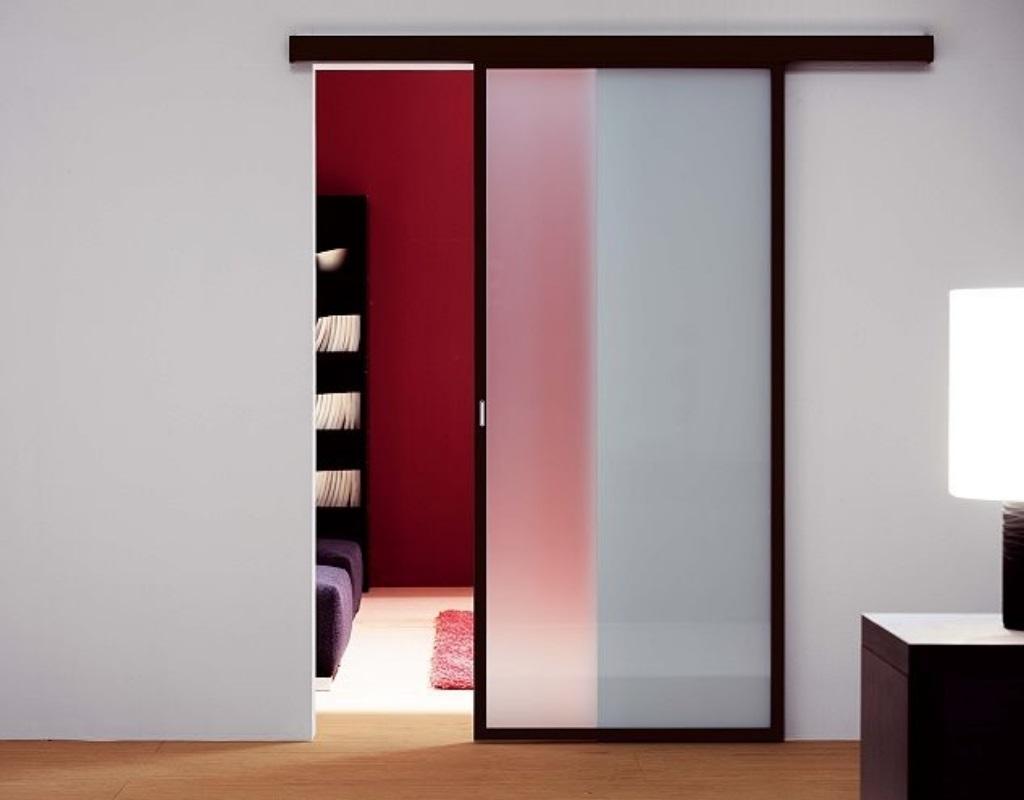 Раздвижная дверь навесная